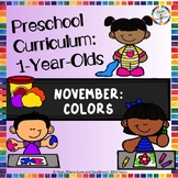 Monthly Curriculum For Babies and Toddlers (1-Year-Olds):