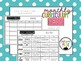 Monthly Curriculum Map EDITABLE