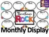 Monthly Display These Songs Rock