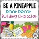 Monthly Classroom Themes Decor Bundle Bulletin Board for Character Education