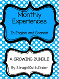 Monthly Family Experiences in English and Spanish