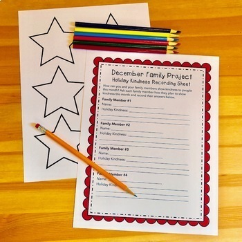 Bulletin Board Projects: Holiday Kindness