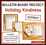 December Bulletin Board Project: Holiday Kindness