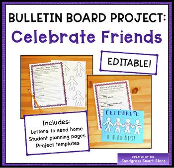 Bulletin Board Projects: Celebrating Friendship