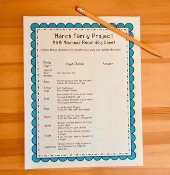 Bulletin Board Projects: Math Madness