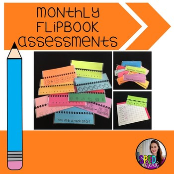 Monthly Flip Book Assessment