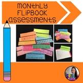 Monthly Flip Book Assessment