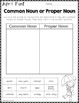 Monthly Grammar for April (2nd & 3rd Grade)