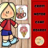 Gross Motor Game Boards