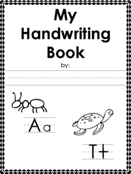 Handwriting Practice Sheets For Each Month