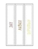 Monthly Idea Binder Cover & Spine Label Freebie