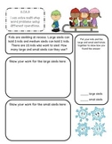 3rd Grade Monthly Interactive Math Journals (Common Core Aligned)