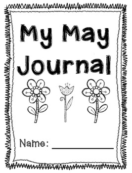 Monthly Journal Covers & Progress Journals