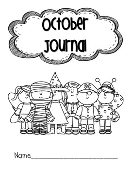Monthly Journal Covers & Journal Pages