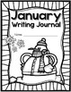 Monthly Journal Covers --- Word Banks --- Writing Pages wi