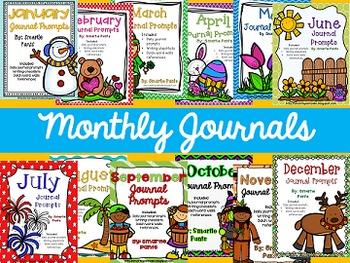 Monthly Journals Mega Pack