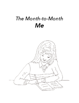 "Monthly Journal Project - ""The Month to Month Me"""