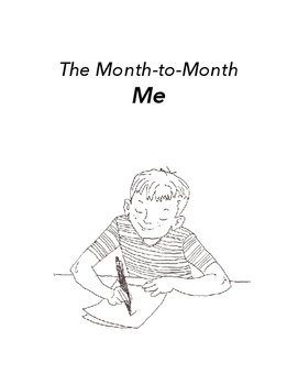 """Monthly Journal Project - """"The Month to Month Me"""""""