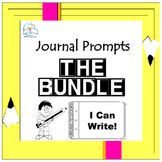 Monthly Writing Prompts | Monthly Journal Prompts (A YEARL