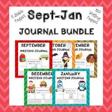Writing Activities September, October, November, December,