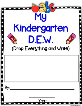 Monthly Kindergarten D.E.W. & More