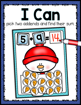 MONTHLY LITERACY CENTERS AND MATH CENTERS BUNDLE