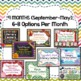Monthly Low Prep Literacy Centers {ENTIRE YEAR BUNDLE!}