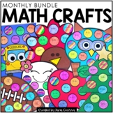 Monthly Math Crafts: The Bundle
