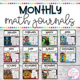 Math Journals Bundle
