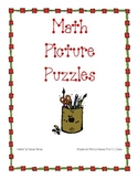 Monthly Math Picture Puzzles