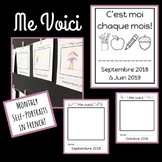 Monthly Me (in French) 2018-2019