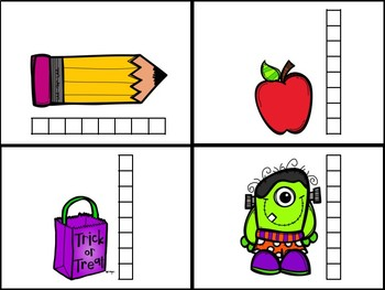 Monthly Measurement Cards