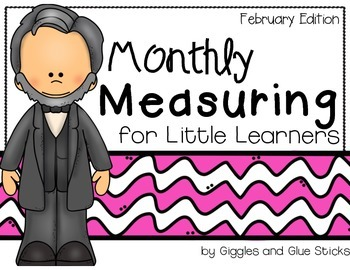Monthly Measuring for Little Learners (February Edition)