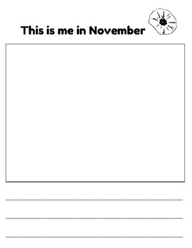 Monthly Memory Writing Templates