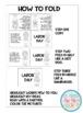 Monthly Mini Book Bundle...Print, Fold, Read!