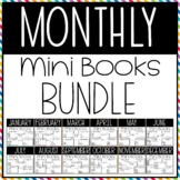 Monthly Mini Books Growing Bundle