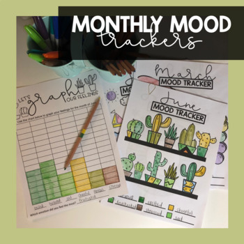 Monthly Mood Trackers