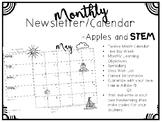 Monthly Newsletter / Calendar