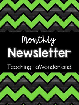 Monthly Newsletter - December 2017