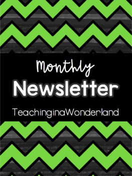 Monthly Newsletter - February 2018
