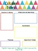 Monthly Newsletter Template-Editable (12 months)
