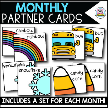 Monthly Partner Cards