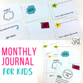 Monthly Planner Kit: Create your own Calendar for Kids