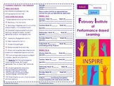 Monthly Planning Agenda for Project-Based Learning-Printable/Electronic