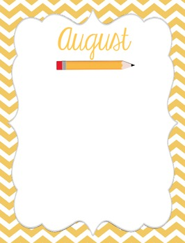 Monthly Planning Pages {FREE}