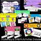 Monthly Pocket Chart Activities