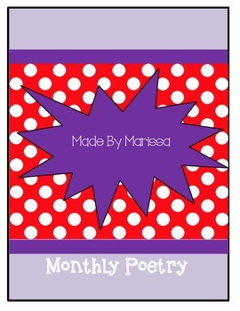Monthly Poetry