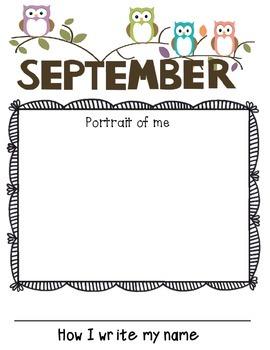 Monthly Portraits