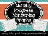Monthly Progress Monitoring Graphs with a TWIST!