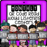 Monthly QR Code Read Aloud Listening Center Bundle